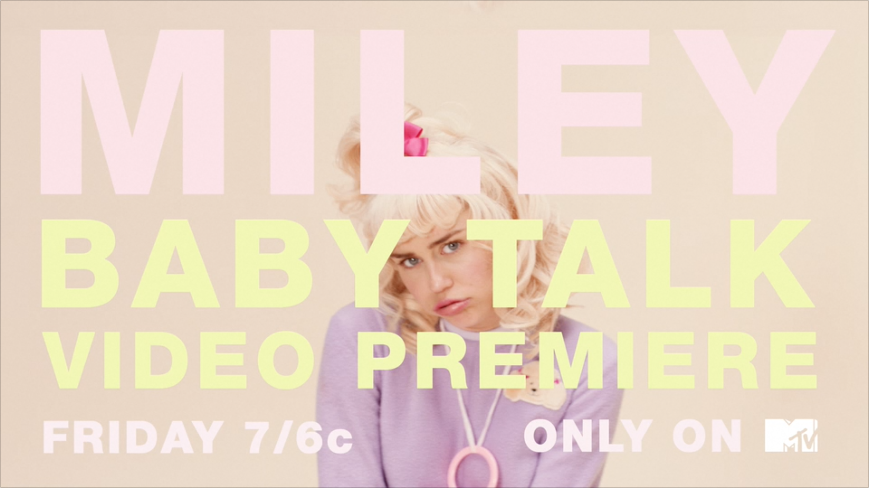 BB TALK Video Premiere